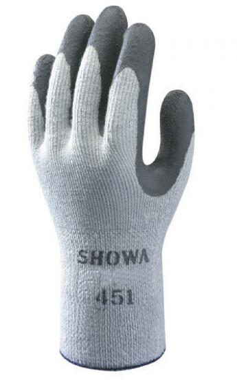 Tuinhandschoenen Showa 451 maat 10