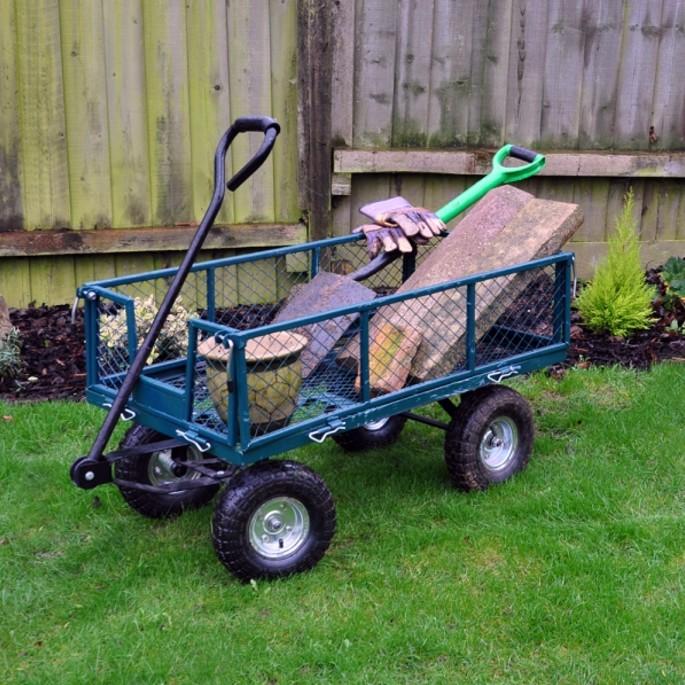 Stevige tuinkartot 200 kg