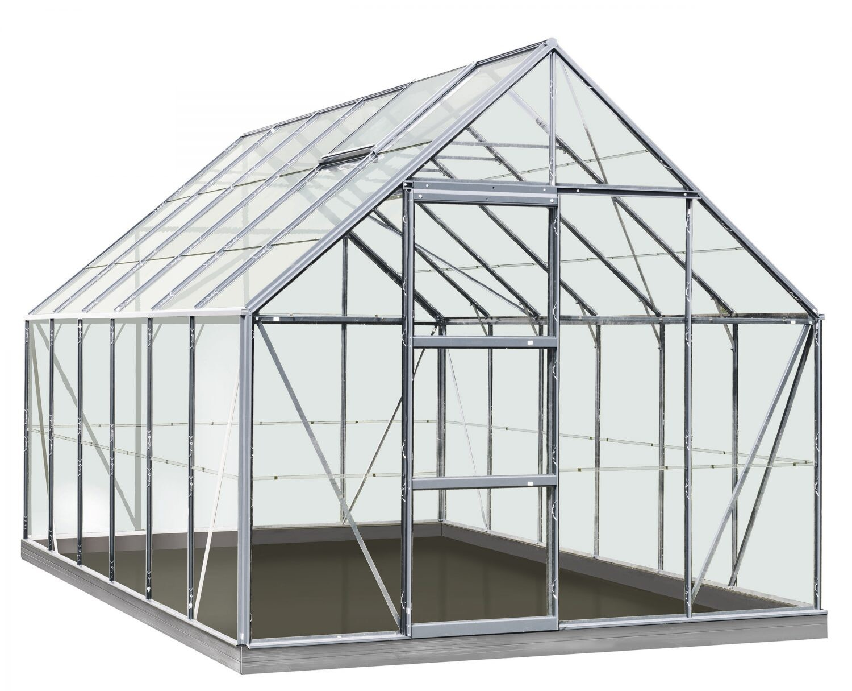 Tuinkas glas273 x 367 x H 220 cm99 m2