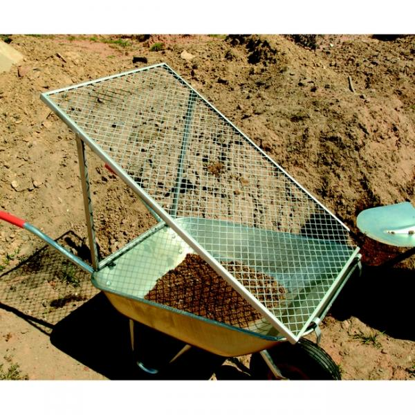 Tuinzeef voor op kruiwagen 60 x 100 cm