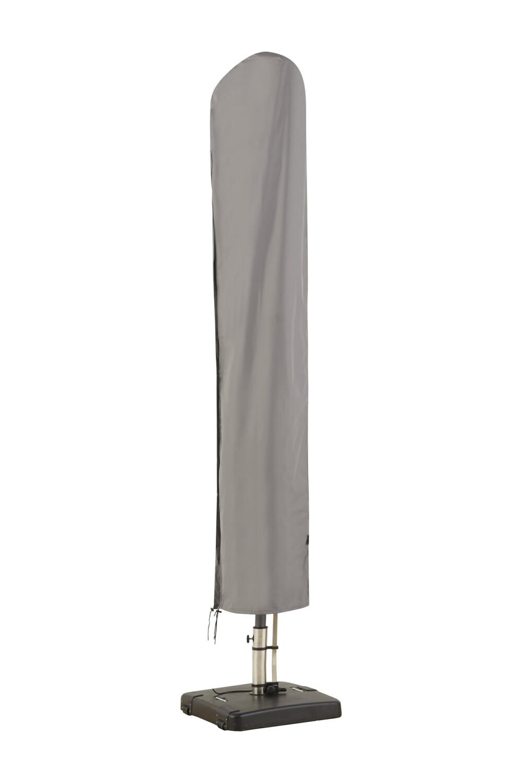 Madison parasolhoes grijs 215 x 3040 cm