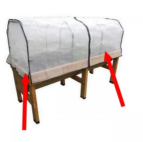Insectengaas voor vegtrug 18 m