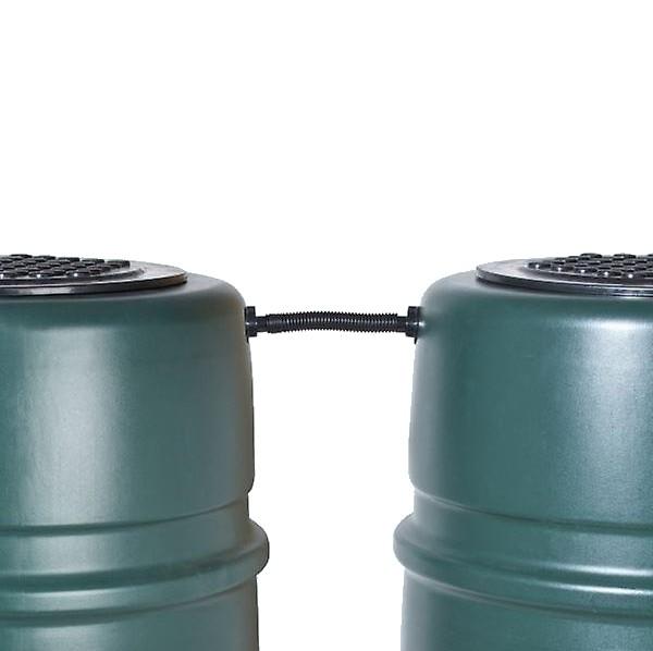 Verbindingssysteem voor watertonnen