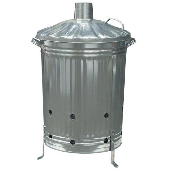 Verbrandingston tuinafval optimale verbranding