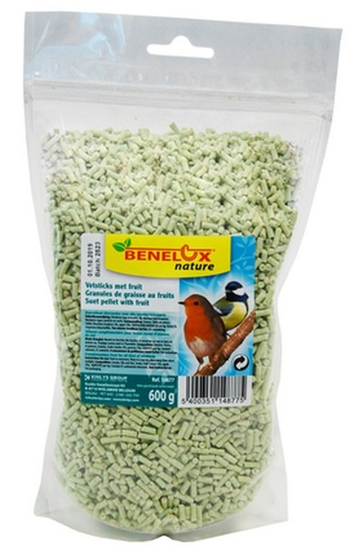 Vetsticks fruit600 g