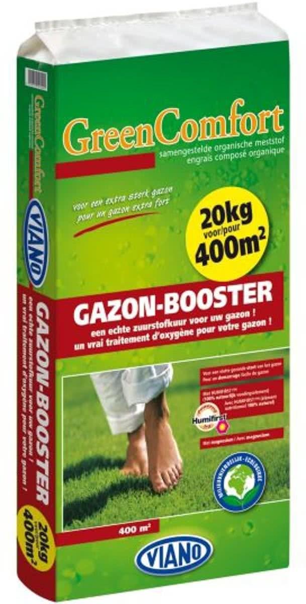 Viano Gazonmeststof GazonBooster 20kg voor 400m2