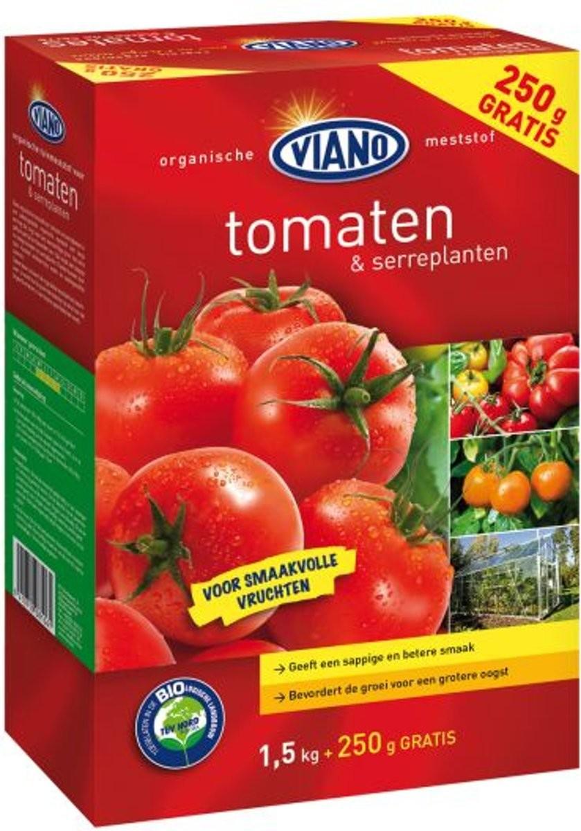 Viano Tomaten 15 kg250 g GRATIS