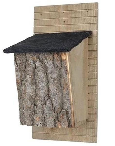 Vleermuizenkastleistenen dak