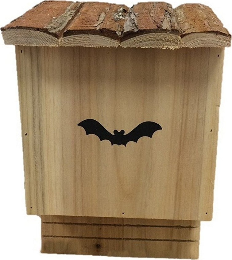 Vleermuizenkast cederhoutca 185 x 12 x 28 cm