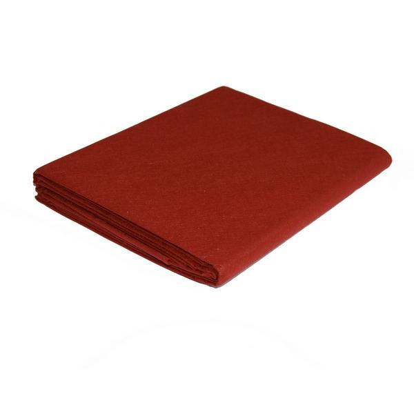 Vliesdoek rood 15 x 5 mextra sterk