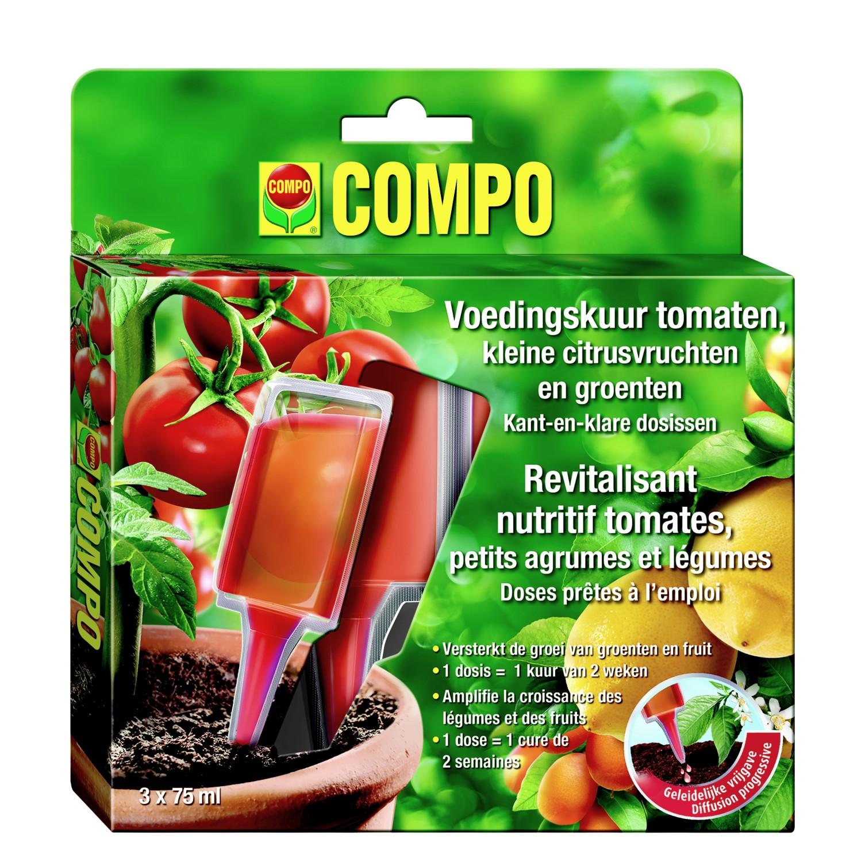 Voedingskuur tomaten