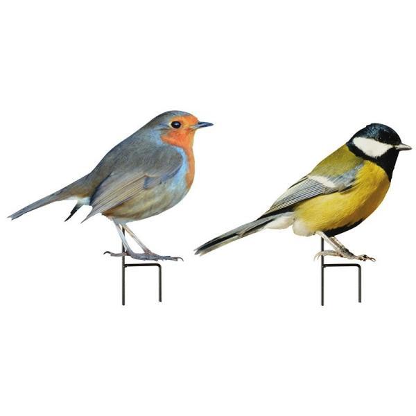 Vogel tuinprikker