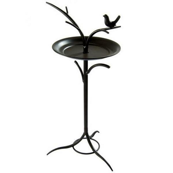 Vogelbad metalen boomvorm