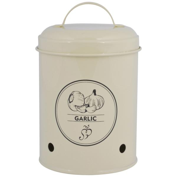Voorraadblik knoflook Garlic 15 liter