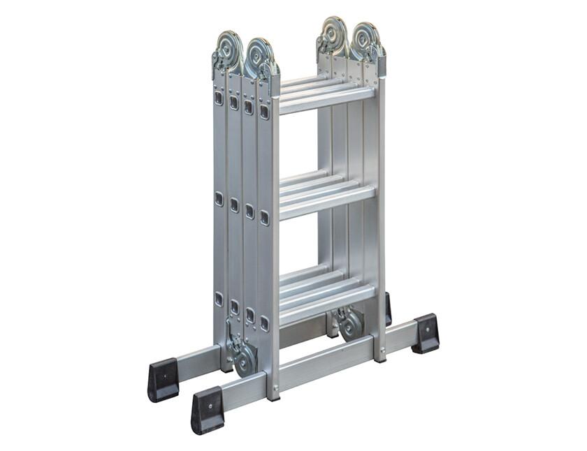 Vouwladder Multifold 4 in 1 met platform
