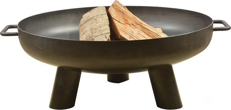Vuurschaal staal 60 cm
