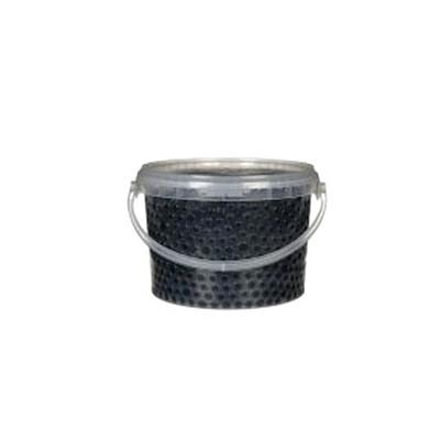 Watergelparels 1 liter zwart