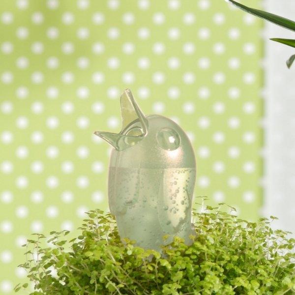Gietsysteem potplanten vogeltje wit220 ml