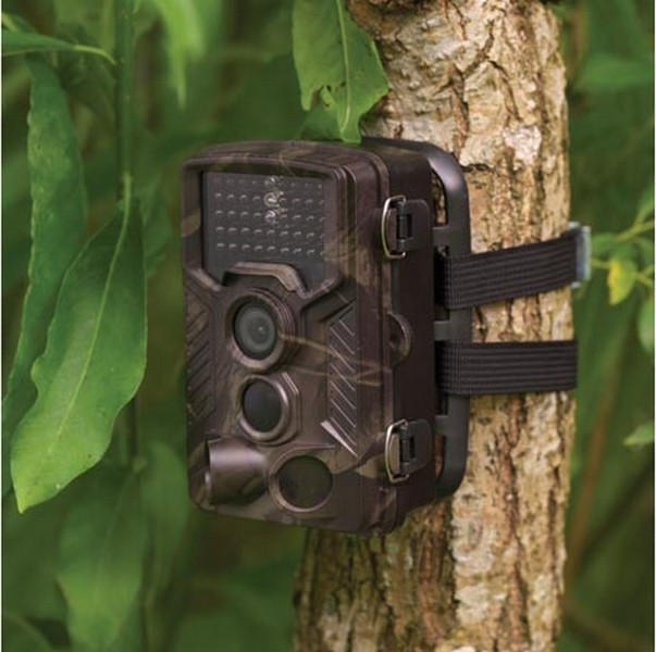 Wildcamera camouflagemet sim functie