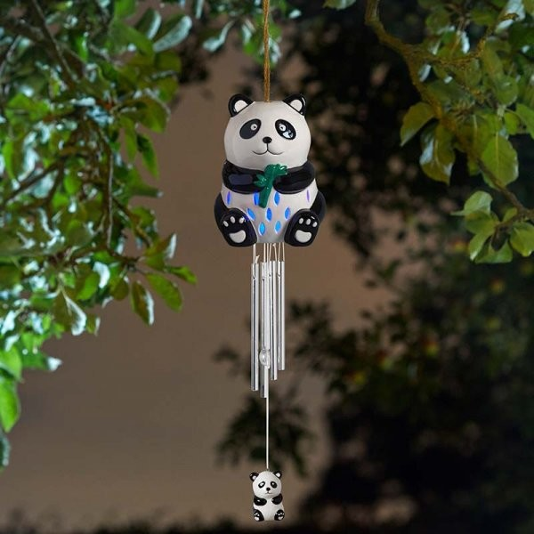 Windgong panda solar60 cm
