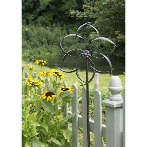 Windspinner Flowers XLdubbel zijdig