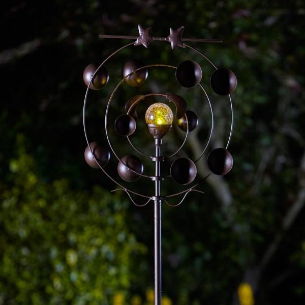 Windspinner solar Boreas 51 cm x 183 cm