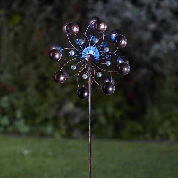 Windspinner solar Venti 38 x 130 cm