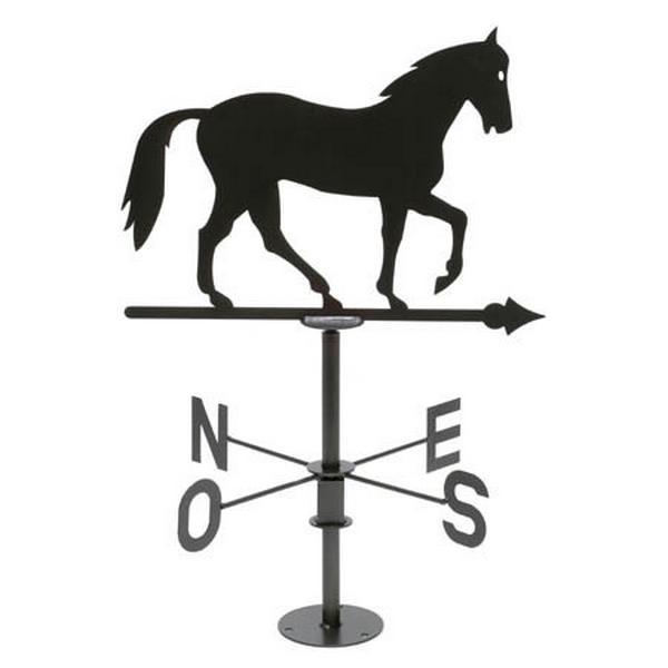 Windvaan paard