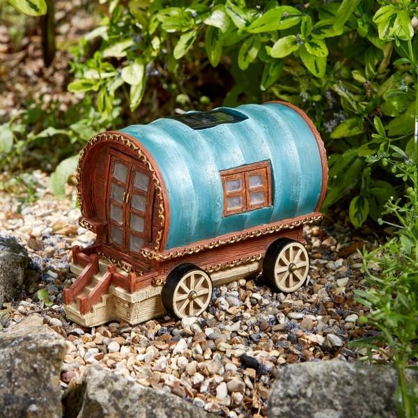 Woonwagen Gypsy solar tuindeco