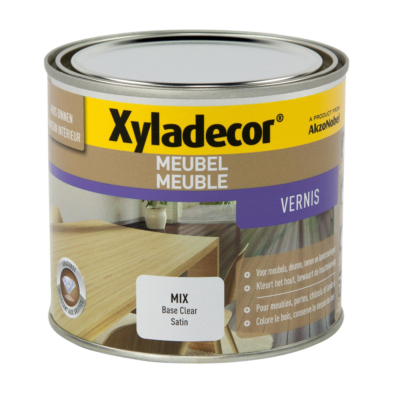 Xyladecor Meubel Vernis Satin MIX kleuren 490 ml