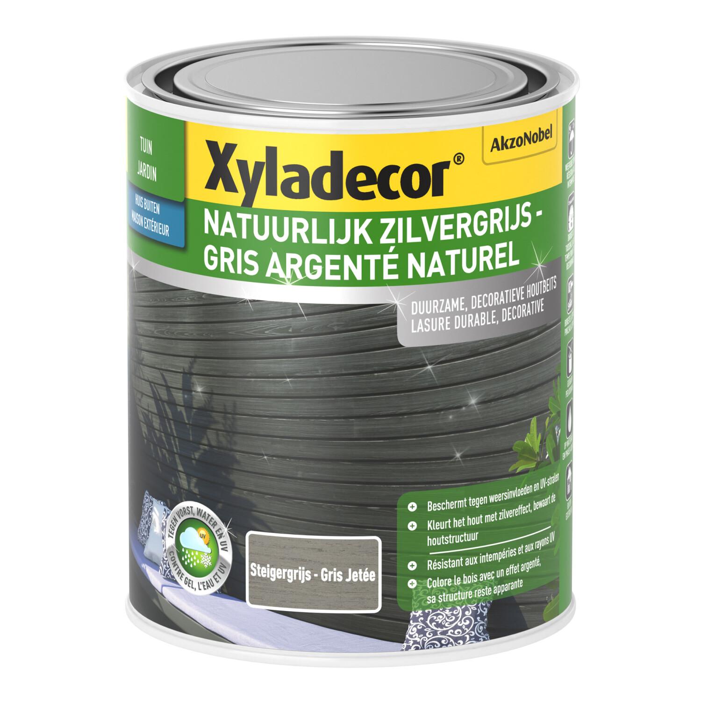 Xyladecor Natuurlijk Zilvergrijs steigergrijs 1 l