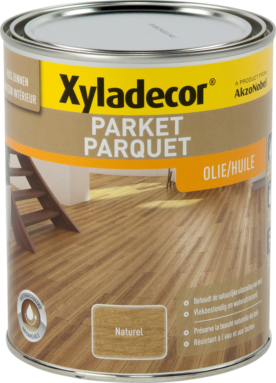 Xyladecor Parket Olie Naturel 1 liter