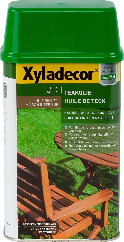 Xyladecor Teakolie naturel 1 l