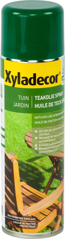 Xyladecor Teakolie Spray naturel 500 ml