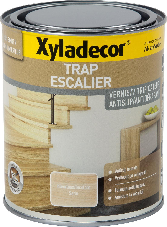 Xyladecor Trap Vernis Antislip kleurloos 750 ml