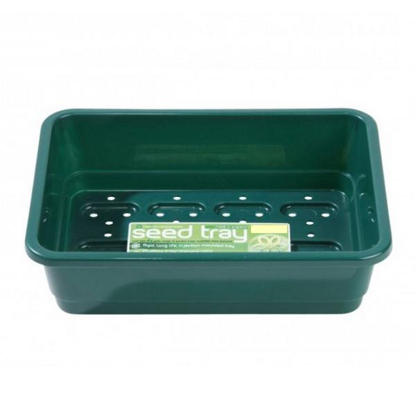 Zaaibakje groen 23 x 17 cm