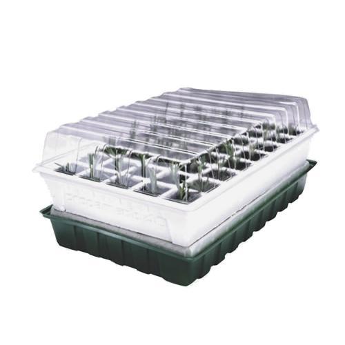 40 cellen zaaibak met automatische bewatering