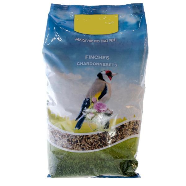 Zadenmix voor tuinvogels vinken1 kg