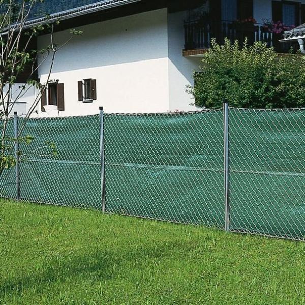 Zichtbreeknet 12 x 10 m groen