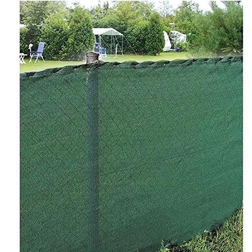 Wind en zichtbreeknet groen 18 x 10 m