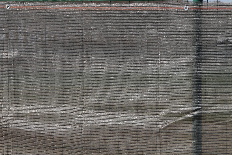 Zichtbreeknet grijs 10 x 18 m