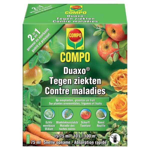 Duaxo tegen ziekten en schimmels op groente fruit en sierplanten 75 ml