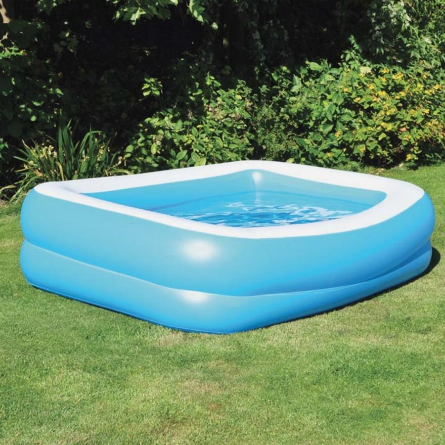 Zwembad opblaasbaar 2 x 15 meter